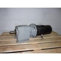 45 RPM  3 KW Brake, Elsto AEG. Used.