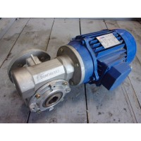 57,5 RPM 0,37 KW As 25 mm ELSTO. Used.