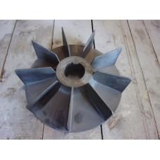 Ventilatorvin Ø 370 x 100 mm.