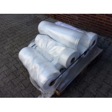 LDPE zakken los transparant 750/2 x 800mm