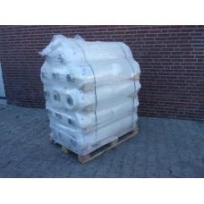 LDPE hoezen a/d transparant 1200/500 x 2700 x 0,17 mm