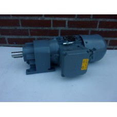 140 RPM  0,55 KW NORD, brake. NEW