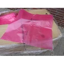 Antistatische zakken los , 750 mm x 750 mm x 0,15 mm