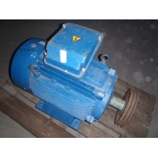 .2,5 / 20 KW 495 / 1480 RPM  400 volt. Used.