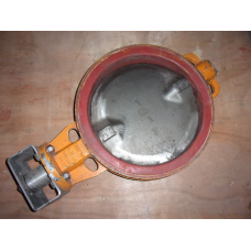 DN 400 PN 10/16 . Butterfly Valve. Unused.