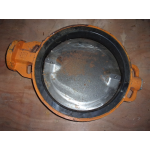 DN 450 PN 10/16 . Butterfly Valve. Unused.