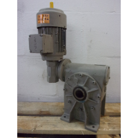 22 RPM 0,37 KW As 35 mm  ROTOR. USED.