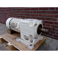 75 RPM  5,5 KW Euronorm. Used