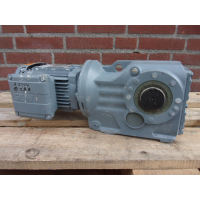 19 RPM 0,55 KW As 35 mm SEW-Eurodrive, used for test.