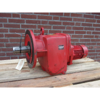 6 RPM 0,75 KW As 55 mm. Used.