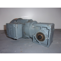 168 RPM 0.37 KW As 20 mm SEW eurodrive. Used