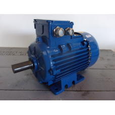 .1,5 KW 2850 RPM B3 AS 24 mm. NIEUW.