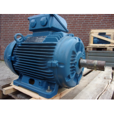 .7,5 KW  725 RPM WEG W22 Premium As 42 mm. NEW.