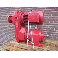 20 RPM tot 125 RPM  11 KW As 50 mm. Used