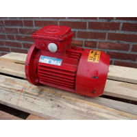 .1,1 KW  1400 RPM AS 24 mm. Used.
