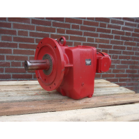 11 RPM  1,5 KW B5 As 55 mm. Used.