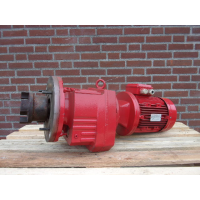 44 RPM  5,5 KW As 50 mm. Used.