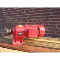 251 RPM  2,2 KW As 35 mm. Used.