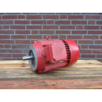 .5,5 KW 1440 RPM As 28 mm Flens. Used
