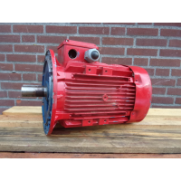 .7,5 KW 1450 RPM As 38 mm Flens. Used