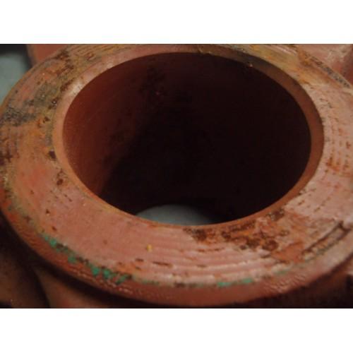 Wonderbaar Zwaar gietijzer wiel,diameter 460 mm. Nieuw oude voorraad AN-03