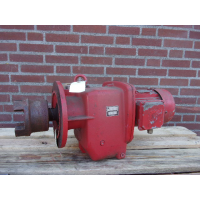 23 RPM  1,5 KW B5 As 45 mm. Used.