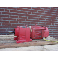 146 RPM  4 KW As 35 mm. Used