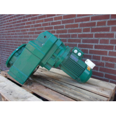 272 RPM  3 KW  As 60 mm IEC. Unused.