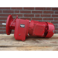214 RPM 4 KW B5 As 40 mm. Used.