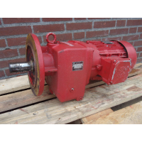 274 RPM 4 KW B5 As 40 mm. Used.
