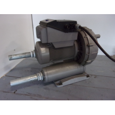 Blower zijkanaalventilator 4 KW 400 Volt 100 Hz, Becker. USED