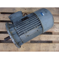 .7,5 KW    975 RPM AS 40 mm Flens B35  IE3. Used