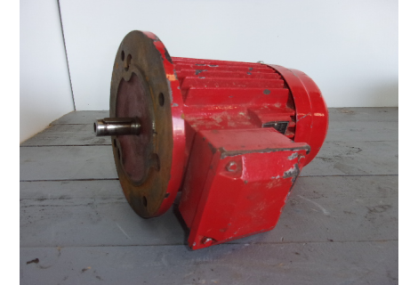 .0,55 KW  1390 RPM As 19 mm. Used.