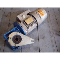 35 RPM  0,37 KW As 24 mm   Brake. Used.