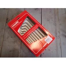 Set Ringsleutels 6 mm tot 22 mm, merk MAXITT
