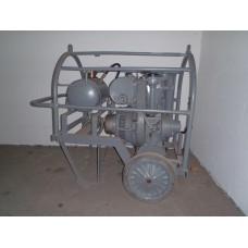 Dieselmotor aangedreven Hydrauliekpomp 550 bar Hatz