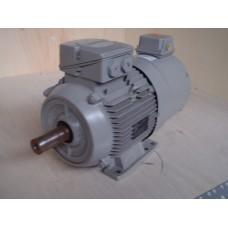 .7,5 KW  1465 RPM Siemens + koeler IE2 NIEUW
