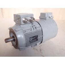 .4 KW 1460 RPM Siemens + koeler IE2 flens NIEUW