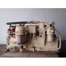 Olie unit 18,5 KW Brueninghaus Hydromatik - Rexroth