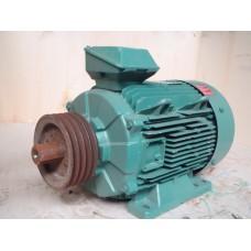 .3,3 /13,5 KW Leroy Somer  1400 / 2900 RPM Gebruikt