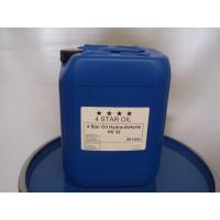 Hydrauliek olie, (iso HV 32) in 20 liter verpakking.