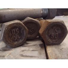 Bouten M24 voor vintage meubels, stijgerhout.