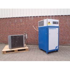 Grassair Schroefcompressor wis 30.7 - 11 kW,  oil-free