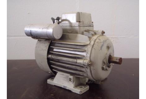 0.25 KW 2800 toeren 220 volt Lichtnet elektromotor