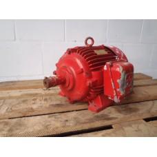 .6,5 KW  2900 RPM  LOHER. Gebruikt Used