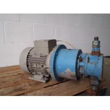 Hydrauliek pompset Rexroth 1pf2 gu2-20/032re07me4  Used