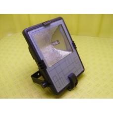 Gasontladingslamp 70 W kunststof met ophangbeugel, Buitenlamp NIEUW.