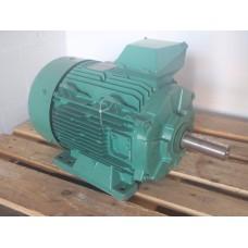 .4,5 / 19 KW  Leroy Somer 3 LS160L-T,  1466 / 2936 RPM Gebruikt