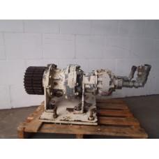 Hydrauliek aandrijfmotor