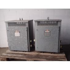 voeding transformator 220 volt in 100 volt uit 15 kVA